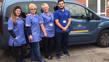 We are hiring Domiciliary Care Workers – 4pm to 10pm